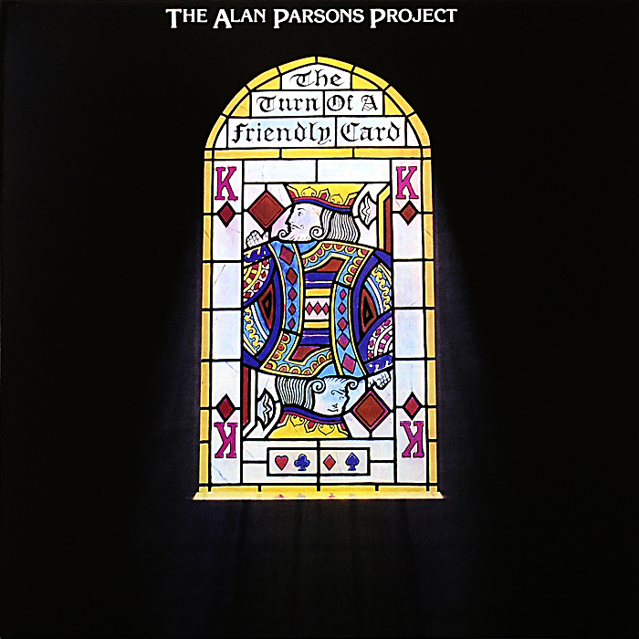 The Alan Parsons Project The Alan Parsons Project. The Turn Of A Friendly Card (LP) alan hodgkinson between the sticks