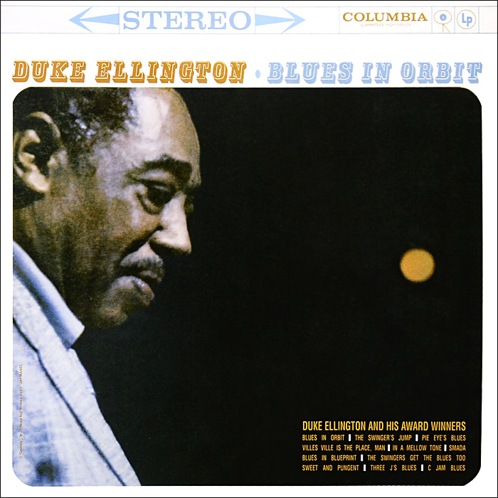 Дюк Эллингтон Duke Ellington. Blues In Orbit (LP) каунт бэйси дюк эллингтон duke ellington count basie duke ellington meets count basie
