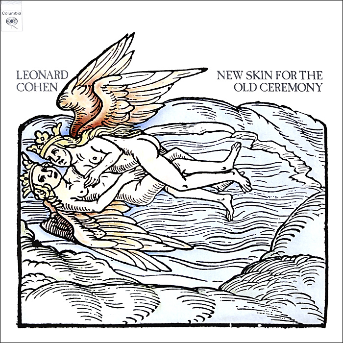 Леонард Коэн Leonard Cohen. New Skin For The Old Ceremony (LP) цена