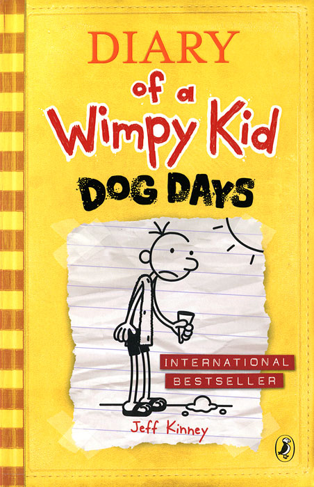 Diary of a Wimpy Kid: Dog Days фитолакс табл 500мг n20