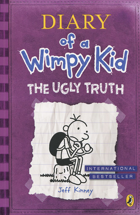 Diary of a Wimpy Kid: The Ugly Truth diary of a wimpy kid hard luck