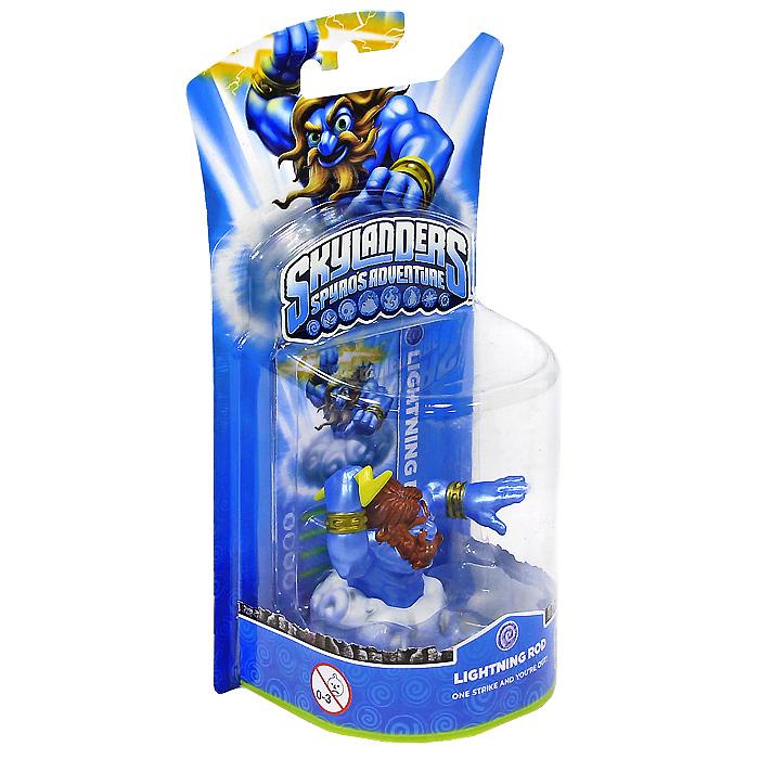 Skylanders.Интерактивная фигурка Lightning Rod Skylanders