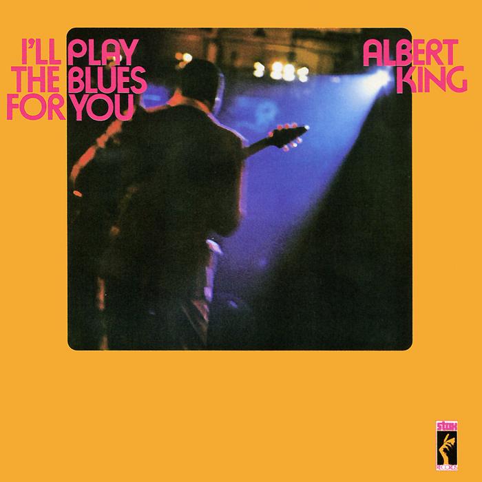 Альберт Кинг Albert King. I'll Play The Blues For You albert king albert king i get evil 2 lp