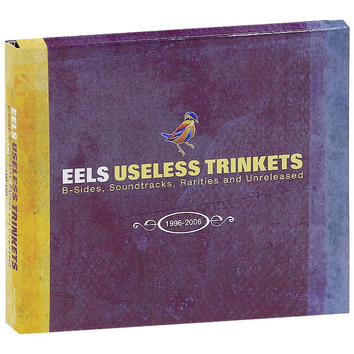 Eels Eels. Useless Trinkets. B-Sides, Soundtracks, Rarities And Unreleased 1996-2006 (2 CD + DVD) eyes open 1 dvd