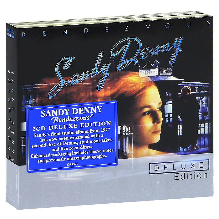 Сэнди Денни Sandy Denny. Rendezvous. Deluxe Edition (2 CD) cd led zeppelin ii deluxe edition