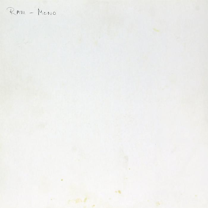Пол Маккартни,Линда Маккартни Paul And Linda McCartney. Ram (Mono). Limited Edition (LP) paul mccartney ram