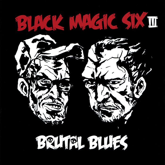 Black Magic Six Black Magic Six. Brutal Blues cherry adair black magic