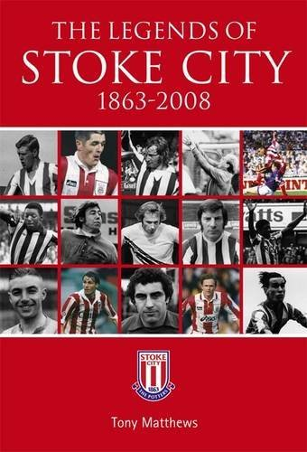The Legends of Stoke City, 1863-2008. Tony Matthews seiko snn277p1 seiko
