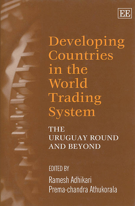 Developing Countries in the World Trading System: The Uruguay Round and Beyond недорго, оригинальная цена