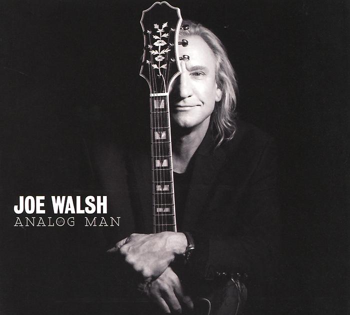 Джо Уолш Joe Walsh. Analog Man цены онлайн