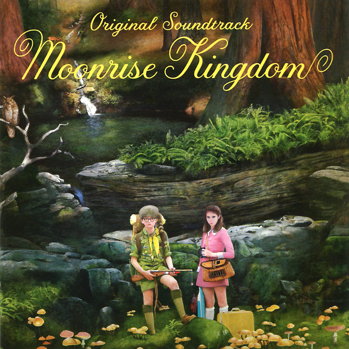 Moonrise Kingdom. Original Soundtrack ana seymour moonrise