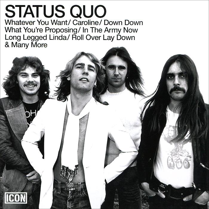Status Quo Quo. Icon