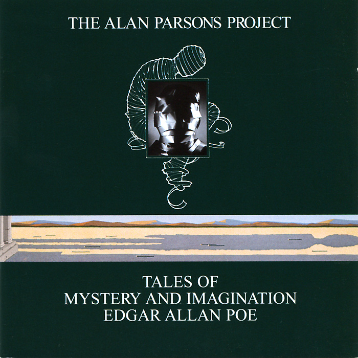 The Alan Parsons Project The Alan Parsons Project. The Tales Of Mystery And Imagination. Edgar Allan Poe. Deluxe Edition (2 CD) the alan parsons project the alan parsons project gaudi
