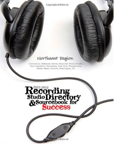 2012-2013 Recording Studio Directory & Sourcebook for Success: Northeast Region: Volume 1 broadcast studio microphone mic suspension boom scissor arm stand recording