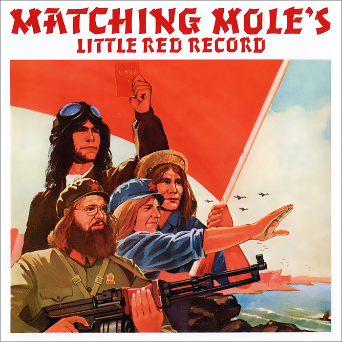 Matching Mole Matching Mole. Little Red Record. Expanded Edition (2 CD) morris mole
