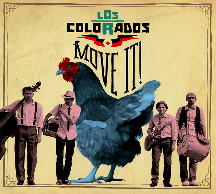 Los Colorados. Move It!