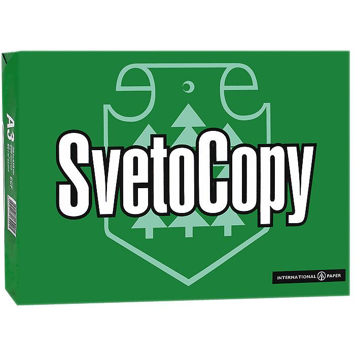 """Бумага офисная """"SvetoCopy"""", 500 листов, А3"""