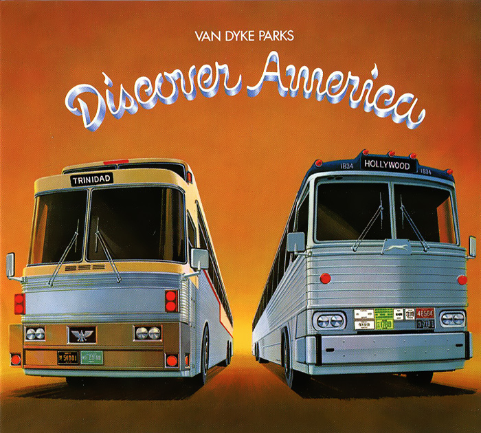 Van Dyke Parks. Discover America