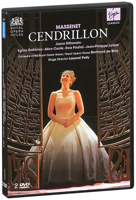 Massenet - Cendrillon (2 DVD) massenet cendrillon 2 dvd