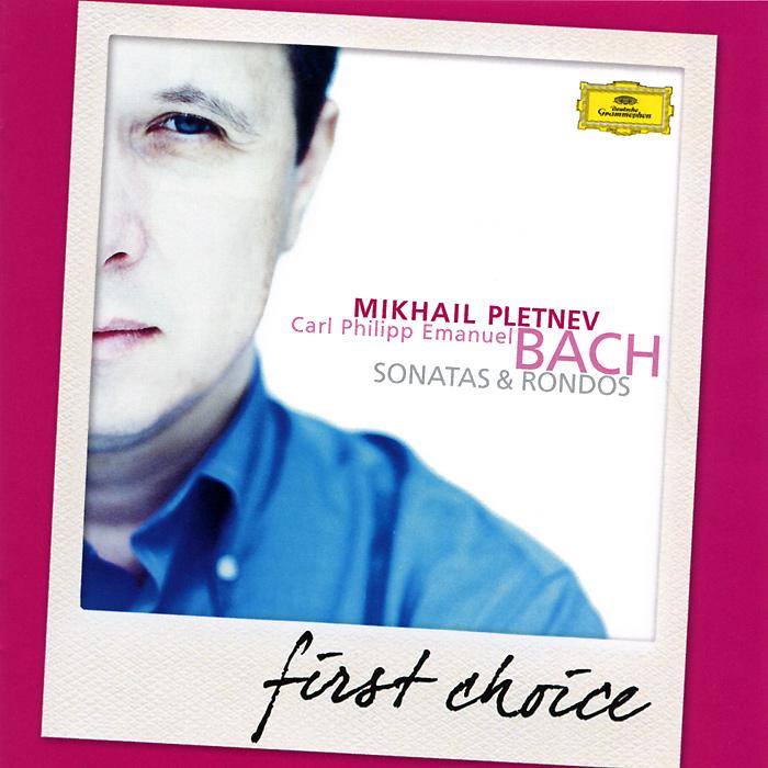 Михаил Плетнев Mikhail Pletnev. Bach. Sonatas & Rondos михаил плетнев том 4