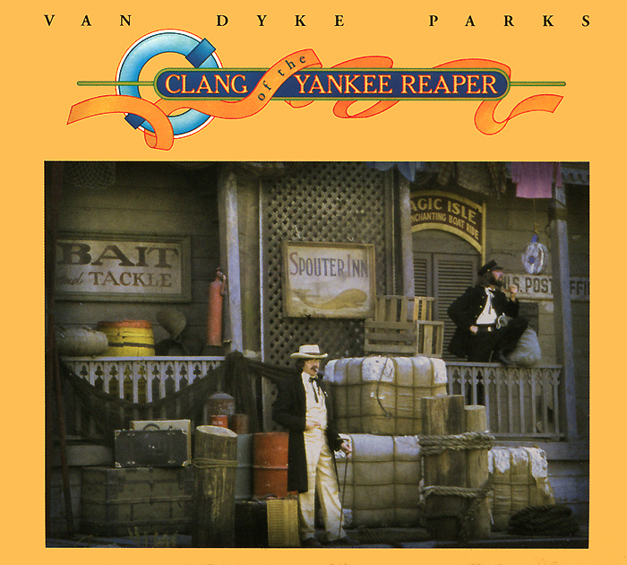 Дайк Dyke Van Parks Dyke Van Parks. Clang Of The Yankee Reaper (LP + CD) jocelyn parks unistuste purje all