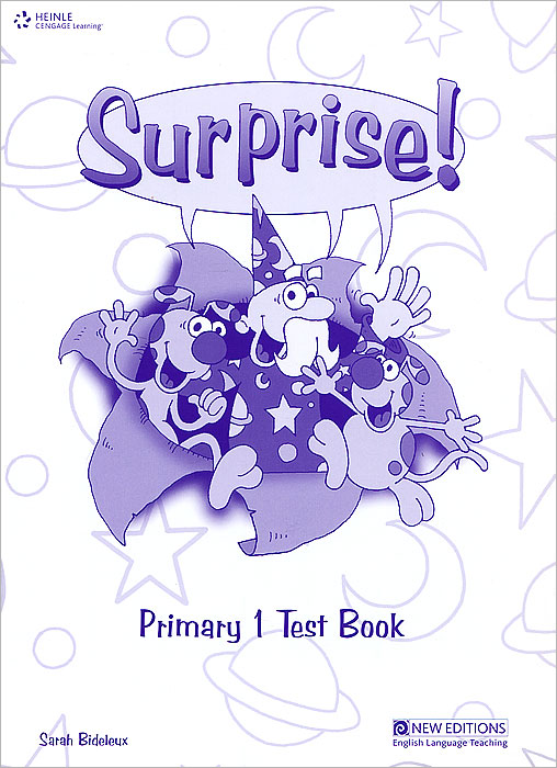 цена на Surprise! Primary 1: Test Book