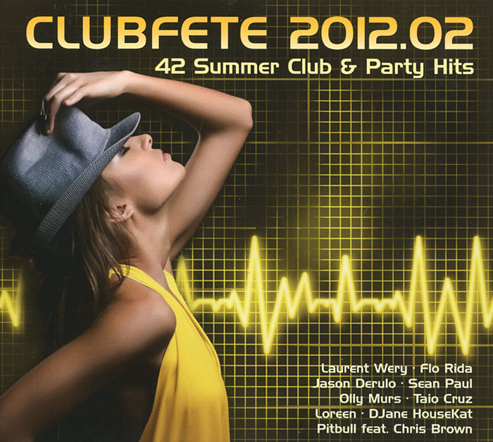 Clubfete 2012.02 42 Summer Club & Party Hits (2 CD) matrosen party hits
