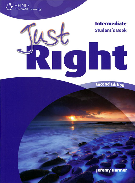 Just Right Intermediate: Student's Book burgess right to an answer