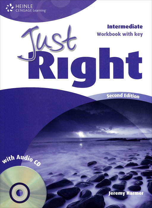 Just Right: Workbook with Key: Intermediate (+ CD) mascull b business vocabulary in use elemtntary to pre intermediate second edition