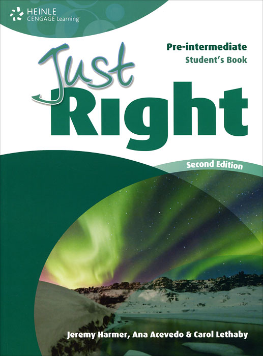 Just Right Pre-Intermediate: Student's Book burgess right to an answer