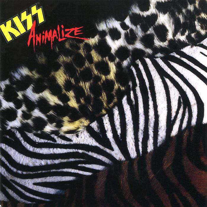 Kiss Kiss Animalize