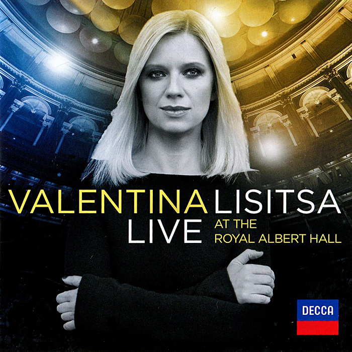 Валентина Лисица Valentina Lisitsa. Live At The Royal Albert Hall an evening with andy williams live from the royal albert hall 1978
