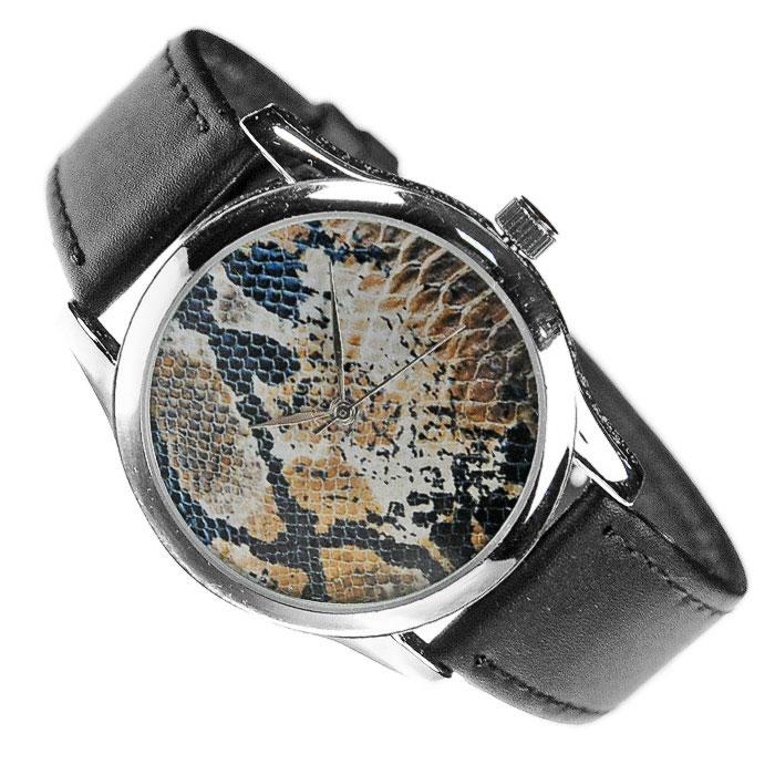 Часы Mitya Veselkov Принт-питон. MV-113 все цены