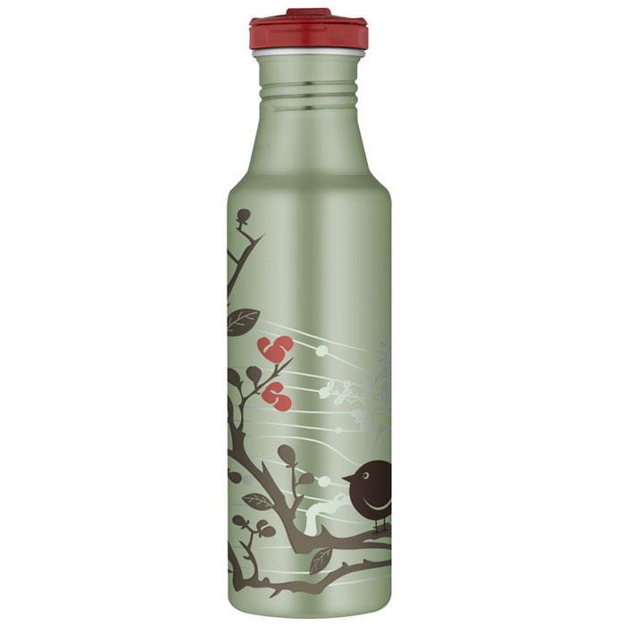 Фляжка Roho для напитков, цвет: зеленый, 700 мл фляжки сувенирные