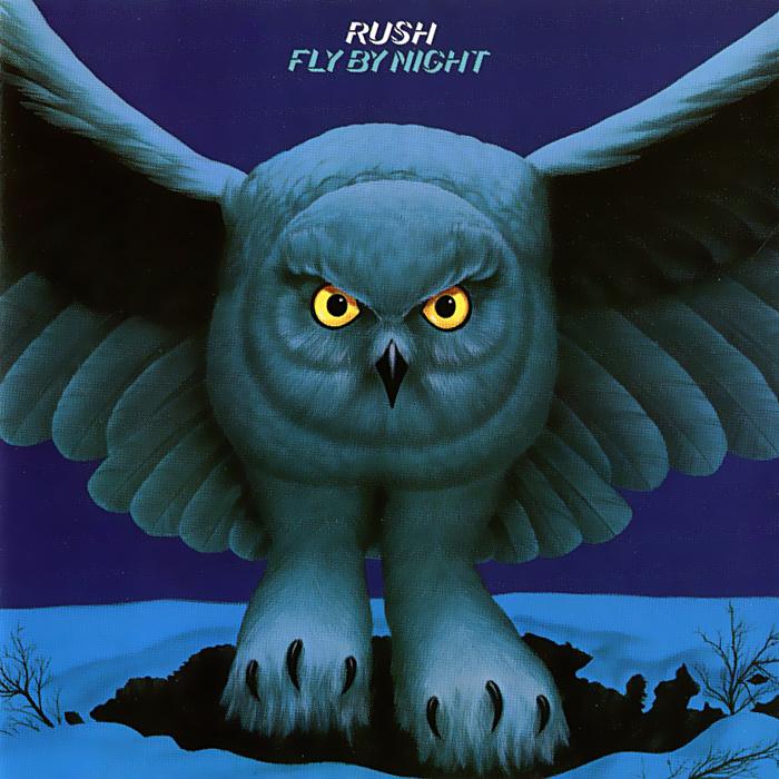 Rush Rush. Fly By Night rush rush fly by night blu ray audio