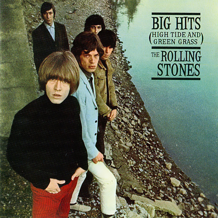 The Rolling Stones The Rolling Stones . Big Hits (High Tide And Green Grass) heward victoria green apple secret of the stones cd new edition