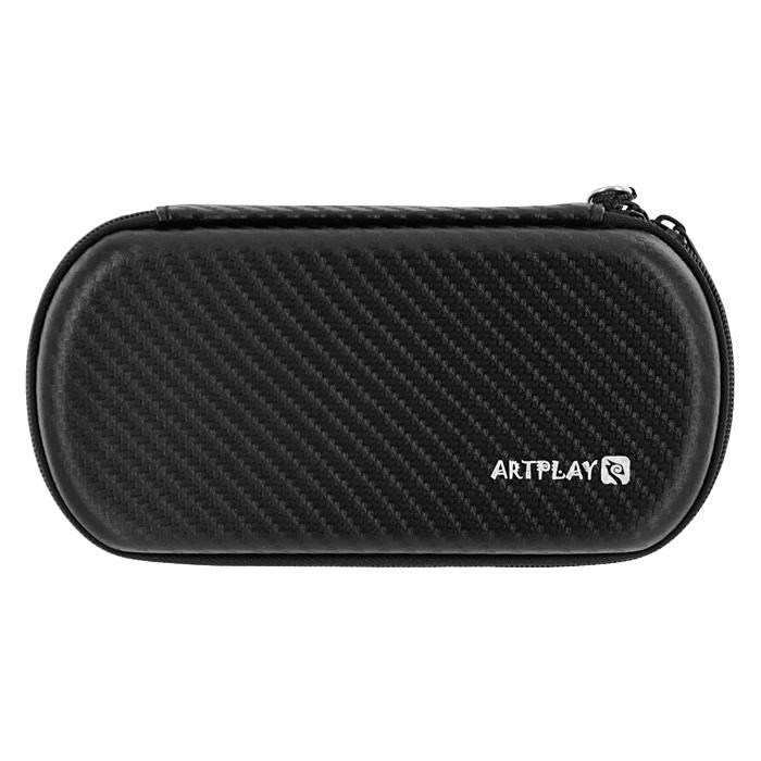 Защитная сумка ARTPLAYS EVA Pouch Carbon для PSP E1008 Street/3000 (цвет: черный) цена