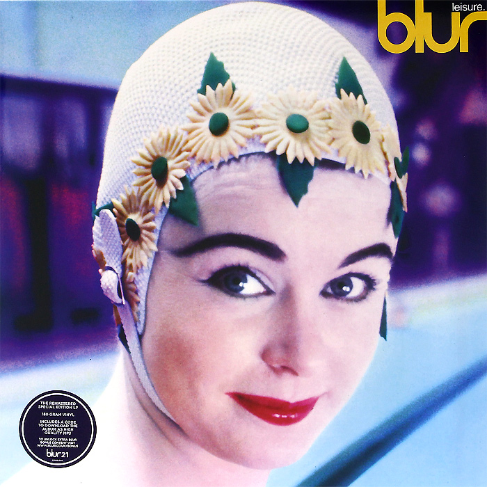 """Blur"" Blur. Leisure (LP)"