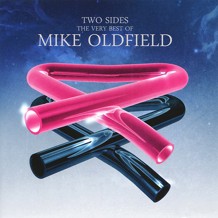 лучшая цена Майк Олдфилд Mike Oldfield. Two Sides. The Very Best Of Mike Oldfield (2 CD)
