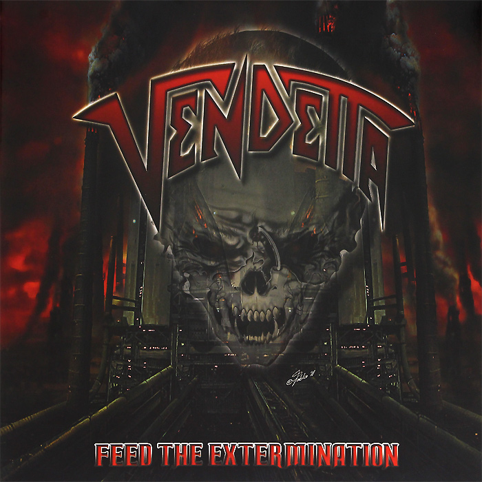 The Vendetta Vendetta. Feed The Extermination (LP) vendetta donna