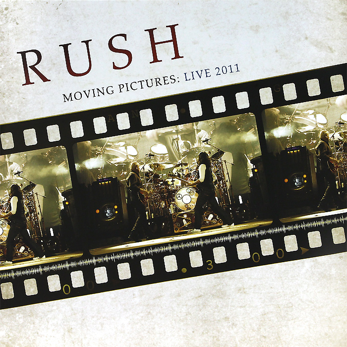 цена на Rush Rush. Moving Pictures: Live 2011 (LP)