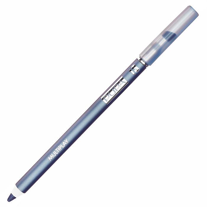 PUPA Карандаш для век с аппликатором Multiplay Eye Pencil, тон 13 небесный голубой , 1.2 г цена