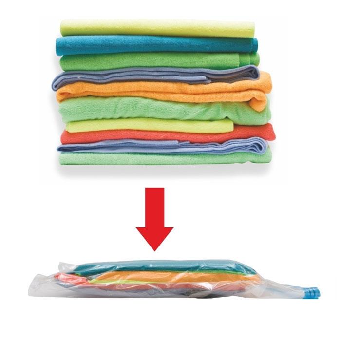 Пакет для хранения вещей Eva, вакуумный, 50 см х 60 см пакет вакуумный eva для хранения вещей цвет голубой 60 х 80 см