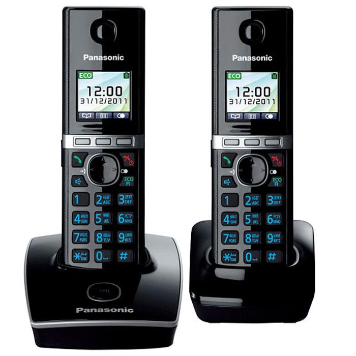 Радиотелефон Panasonic KX-TG8052 RUB