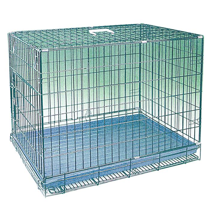 "Клетка для животных ""Triol"", 74 см х 55 см х 63,5 см"