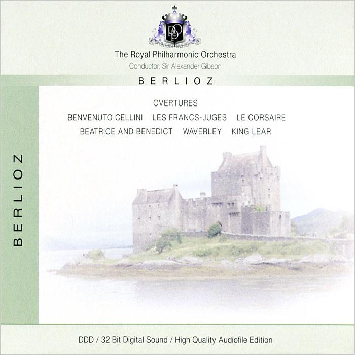 Александр Гибсон,The Royal Philharmonic Orchestra Berlioz. Overtures royal philharmonic orchestra the planets