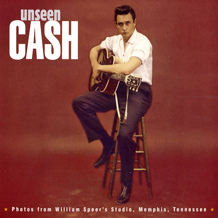 Johnny Cash. Unseen Cash From William Speer's Studio