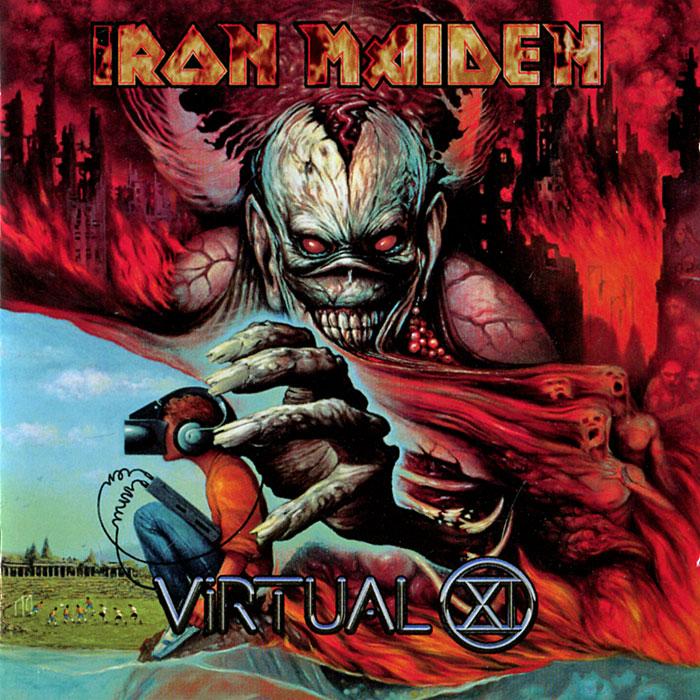 Фото - Iron Maiden Iron Maiden. Virtual XI iron maiden iron maiden powerslave