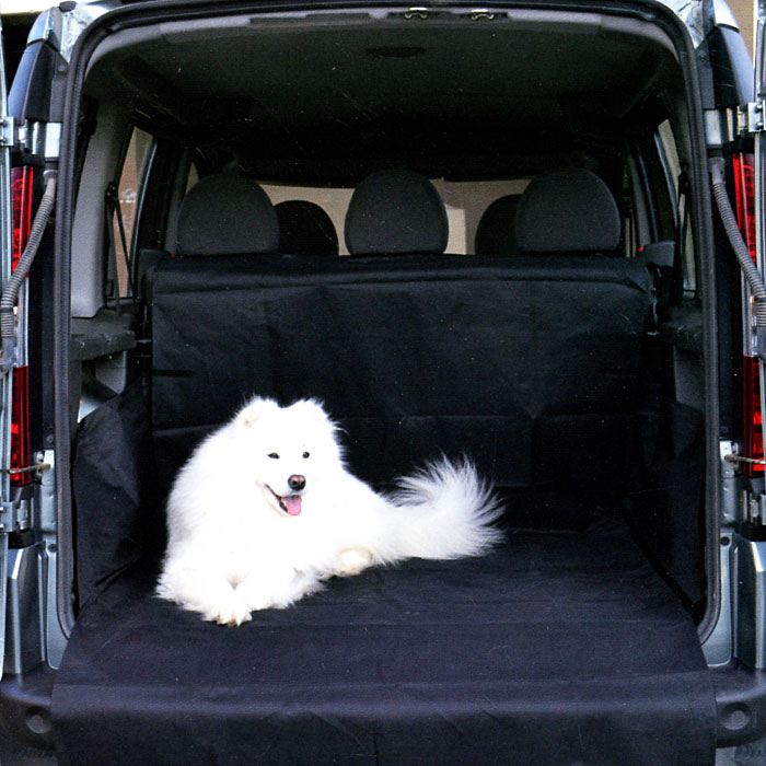 "Накидка в багажник ""Comfort Adress"" для перевозки собак, 120 см х 150 см х 70 см"
