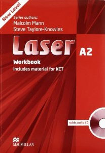Laser: Workbook: Level A2 (+ CD-ROM) little lord fauntleroy audio cd stage 2 elt a2